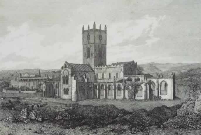 Canterbury Cathedral, c.1820