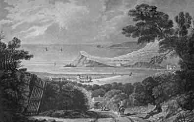 Looking Towards Teignmouth, c. 1820