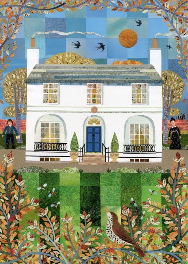 Mapping Keats's Progress: 3 April 1819: Fanny Brawne