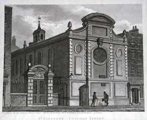 St. Stephen's Church, London, 1819
