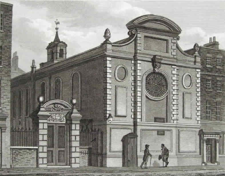 St. Stephen's Church, Coleman Street, London