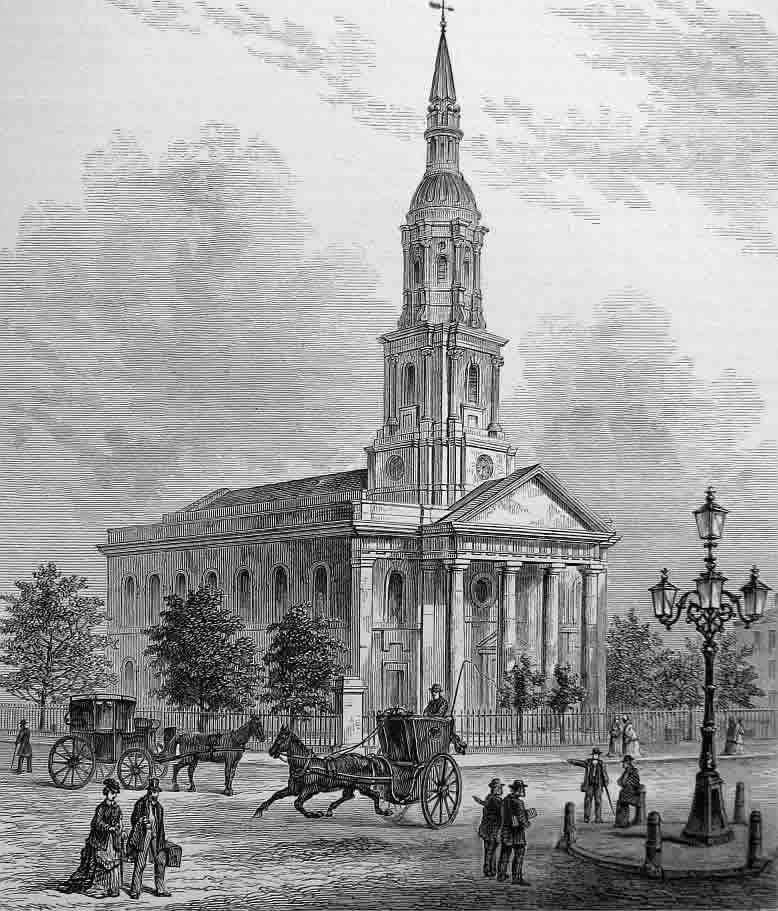 St. Leonard's Church, Shoreditch