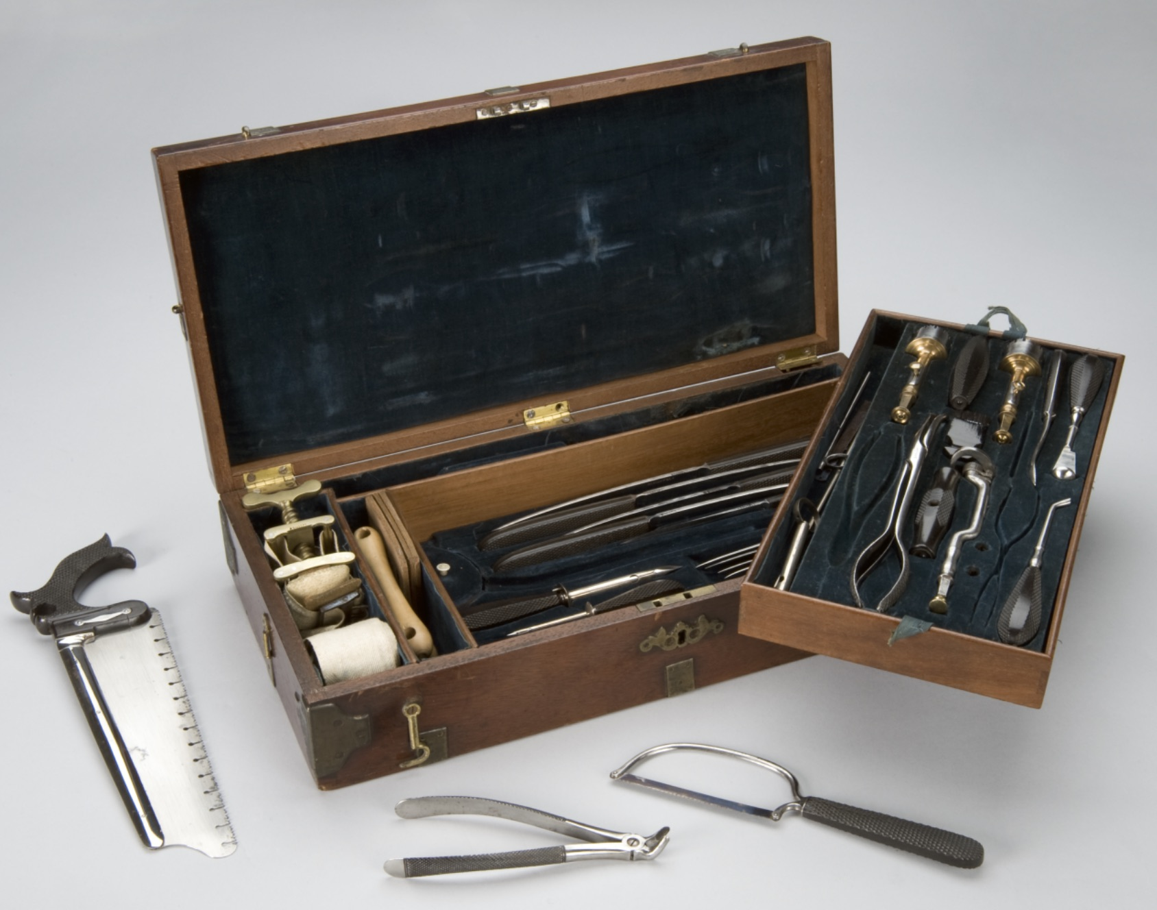 Portable Surgical Kit, c.1812, Science Museum, London