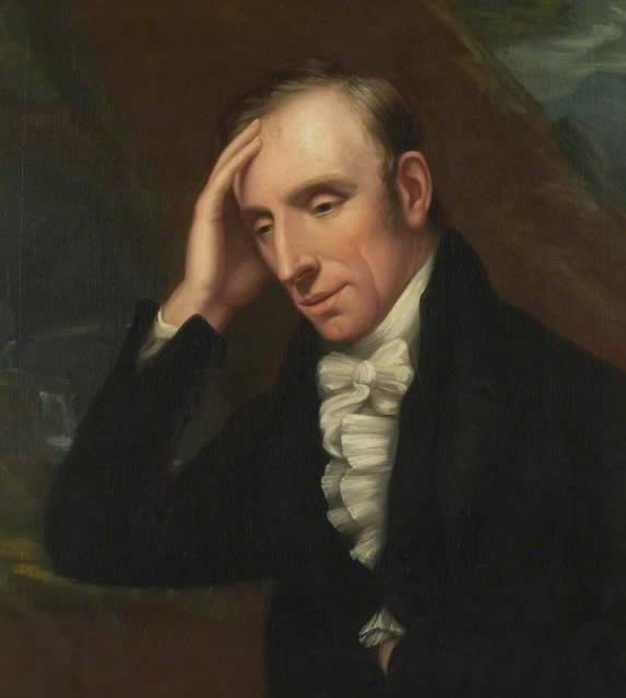 William Wordsworth by Richard Carruthers, 1817-1818 (Dove Cottage and The         Wordsworth Museum)